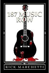 187 Music Row Kindle Edition