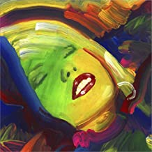 Debbie Harry Howie Green Laminated Art Print, 18 x 18 inches