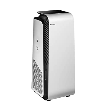 Blueair HealthProtect 7470i Smart Air Purifier for Home, Virus, Bacteria, Dust, and Allergies with HEPASilent Ultra Technology for Bedroom, Medium rooms 