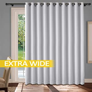Best extra wide grommet curtain panels Reviews