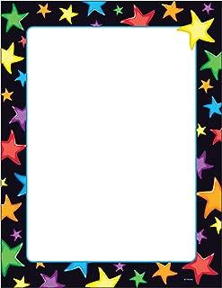 Trend Enterprises Gel Stars Copy and Multipurpose Paper (TEPT11413)