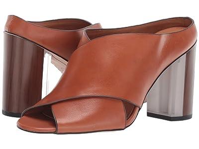 Franco Sarto Clara (Brown Leather) Women
