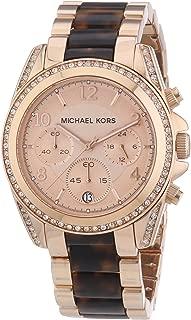 Michael Kors Women's Quartz Watch MK5859 with Metal Strap