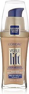 L'OrÃal Paris Visible Lift Serum Absolute Foundation, Sand Beige, 1 Fl Oz (1 Count)