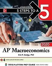 5 Steps to a 5: AP Macroeconomics 2020 (5 Steps to a 5 Ap Microeconomics and Macroeconomics)