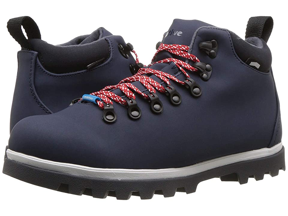 Native Shoes Fitzsimmons Treklite (Regatta Blue/Shell White/Onyx Black) Shoes