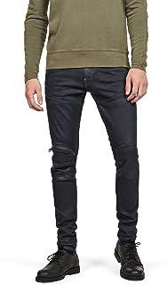 G-Star RAW(ジースターロゥ) 5620 3D Zip Knee Skinny Jeans メンズ スキニージーンズ 立体裁断