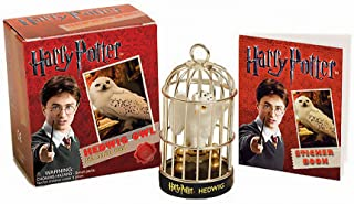 Pack Harry Potter: Hedwig Owl Kit And Sticker (Running Press Miniature Edition)