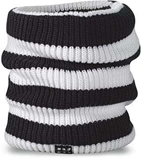 Dakine Krewger Neck Gaiter - Black / White