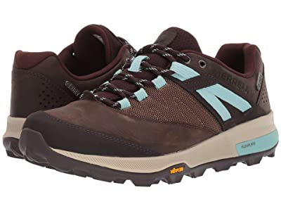 Merrell Zion Waterproof (Seal Brown) Women