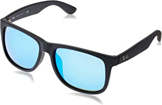 Rb4165f Justin Asian Fit Square Sunglasses