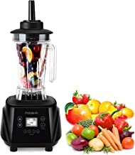 2L Commercial Blender and Nutrient Juicer with High Performance Multifunction Food Processor
