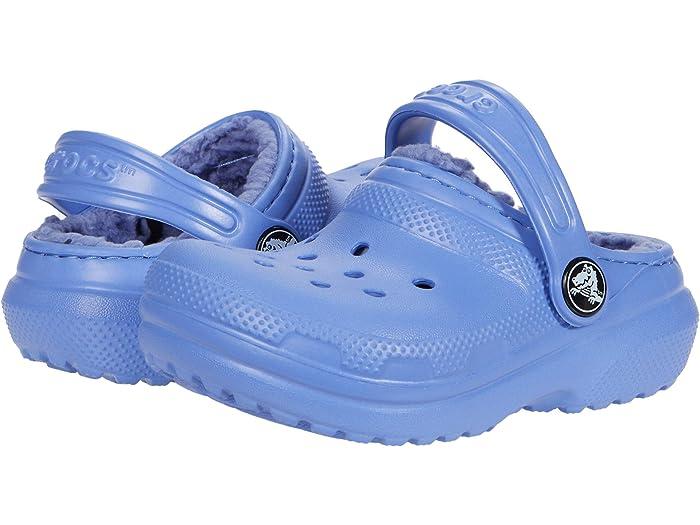Crocs Kids Classic Lined Clog