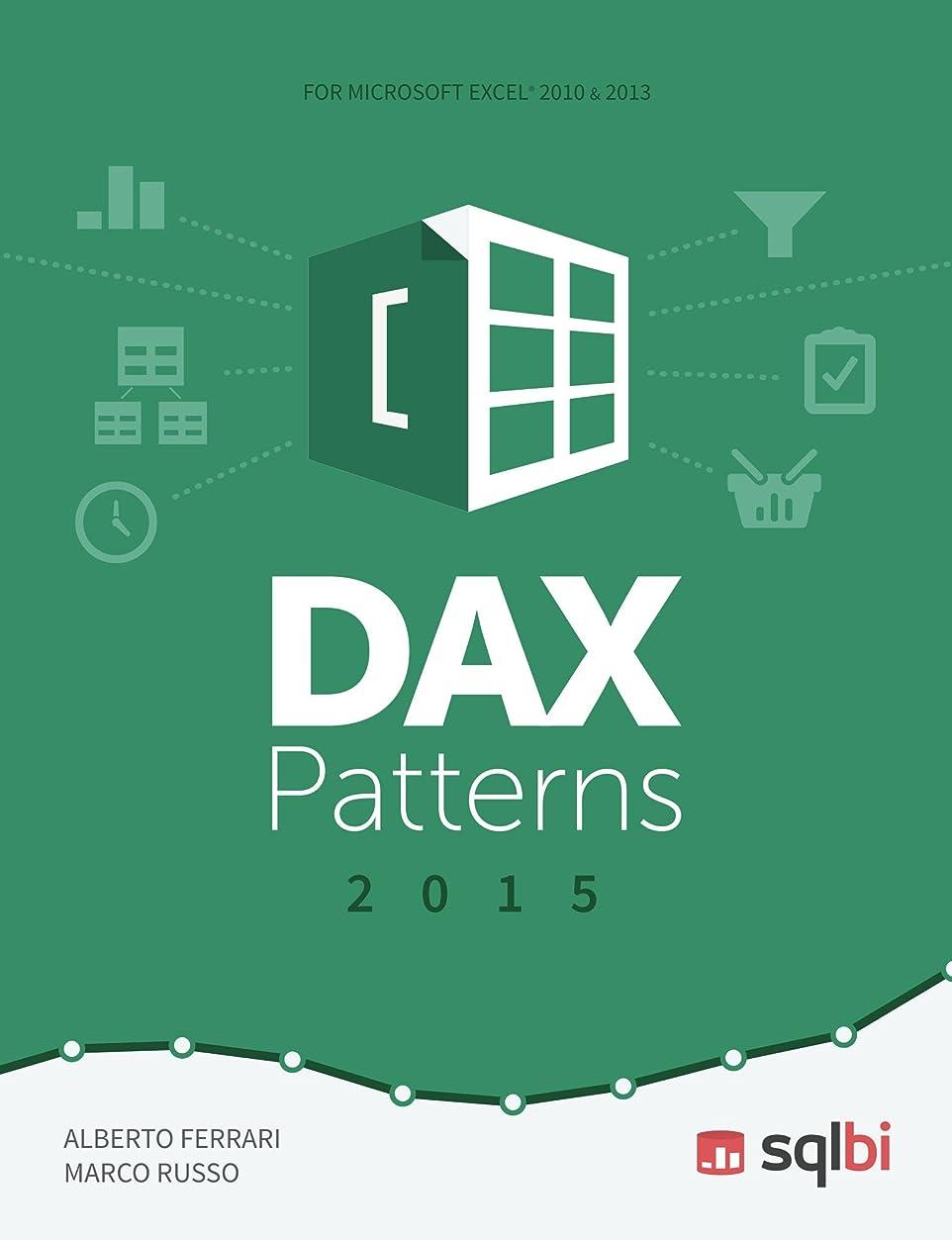 成果おそらくけがをするDAX Patterns 2015 (English Edition)
