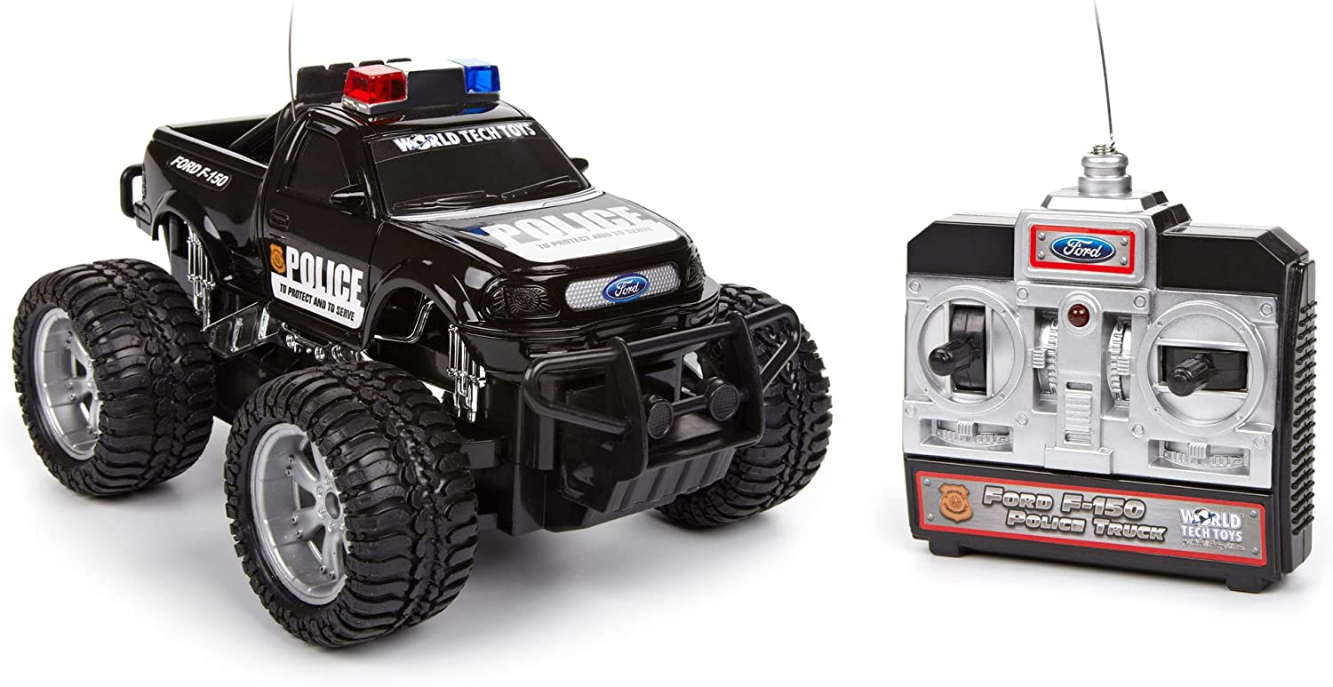 World Tech Toys Ford F 150 Police Truck