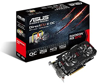 ASUS R9270-DC2OC-2GD5 Graphics Cards