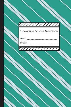 Hogwarts School Notebook: Slytherin Edition
