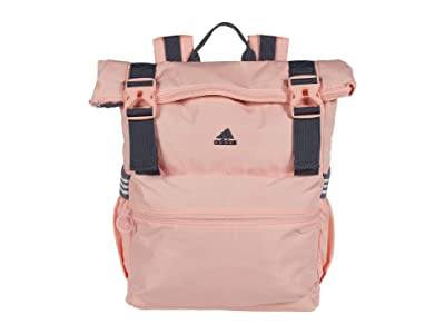 adidas Yola II Backpack (Haze Coral/Onix) Backpack Bags