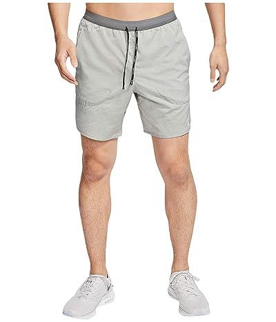 Nike Flex Stride Shorts 7 BF (Iron Grey/Heather/Reflective Silver) Men