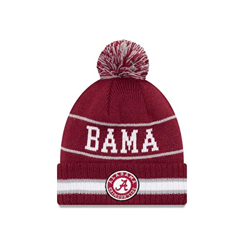 New Era College Vintage Select Knit Pom Beanie - Multiple Teams 59a3cbefc