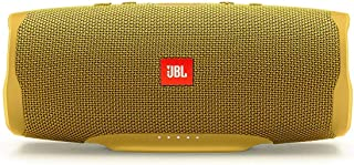 JBL Charge 4 Waterproof Portable Bluetooth Speaker- Yellow