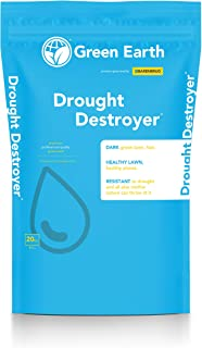 Barenbrug Green Earth Drought Destroyer Professional Grass Seed Mix, 20 lbs.