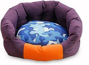 Dog House Soft Warm Dog Bed Cat Pet Cushion Round Bed Mattress Dog Mat For Small Large Dog Pet