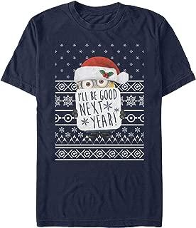 Despicable Me Men's Christmas Good Minion T-Shirt