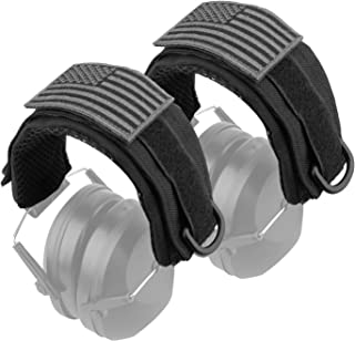 Tactical Headband Protection Advanced Modular Headset Cover Fit for General Earmuffs Accessories