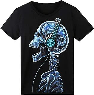Mejor Camisetas Con Luz Musica de 2020 - Mejor valorados y revisados