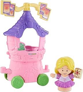 Fisher-Price Little People Disney Princess, Parade Rapunzel & Pascal's Float