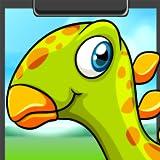 Livro de colorir para dinossauro