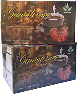 ganoderma coffee beneficios