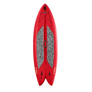 Lifetime Freestyle Paddleboard with Paddle, 9'8