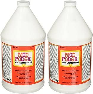 Mod Podge Waterbase Sealer, Glue and Finish (2-Gallon), CS11204 Gloss Finish