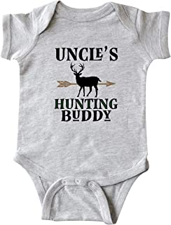 Uncle Deer Hunting Buddy Infant Creeper