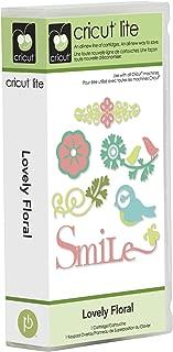 Cricut Lite Cartridge - Lovely Floral