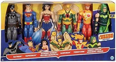 Mattel DC Comics Justice League 6 12 Inch Action Figure Team Pack ICC Kids Toys