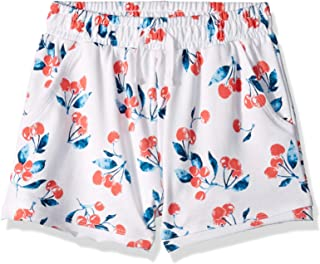 cherry print shorts