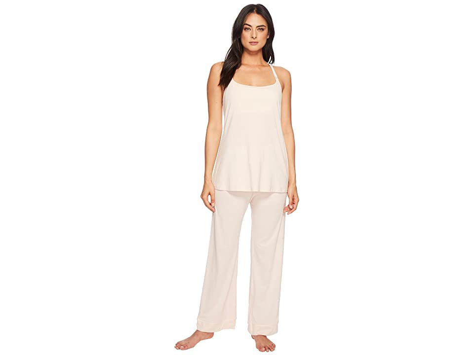 Cosabella Bella Maternity Four-Piece PJ Gift (Rose Dawn/Moon Ivory) Women