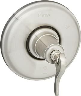 Pfister R89-1YPK R89-1YPK Ashfield 1-Handle Tub and Shower Valve Trim, Brushed Nickel