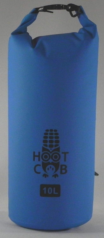 Hoot Cob Ultimate Popular product Waterproof Max 84% OFF Roll Top Bag Saf Dry Keeps Gear 10L