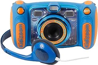 VTech Kidizoom Duo 5.0 - Cámara de fotos digital, infantil con 5 megapíxeles, pantalla a color, juguete para aprender en c...