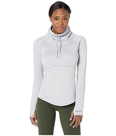 Marmot Annie Long Sleeve Top (Bright Steel) Women