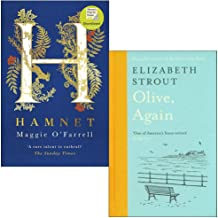 Hamnet By Maggie O'Farrell & Olive Again By Elizabeth Strout 2 Books Collection Set