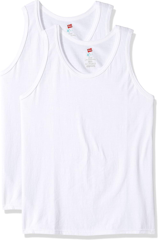 Men/'s White Tank Top 7299-102
