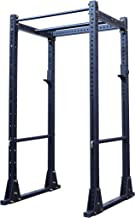 Titan Fitness X-3 Flat Foot Power Rack Cage Squat Stand