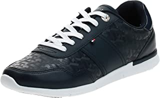 Tommy Hilfiger TOMMY JACQUARD LIGHT SNEAKER womens Sneakers