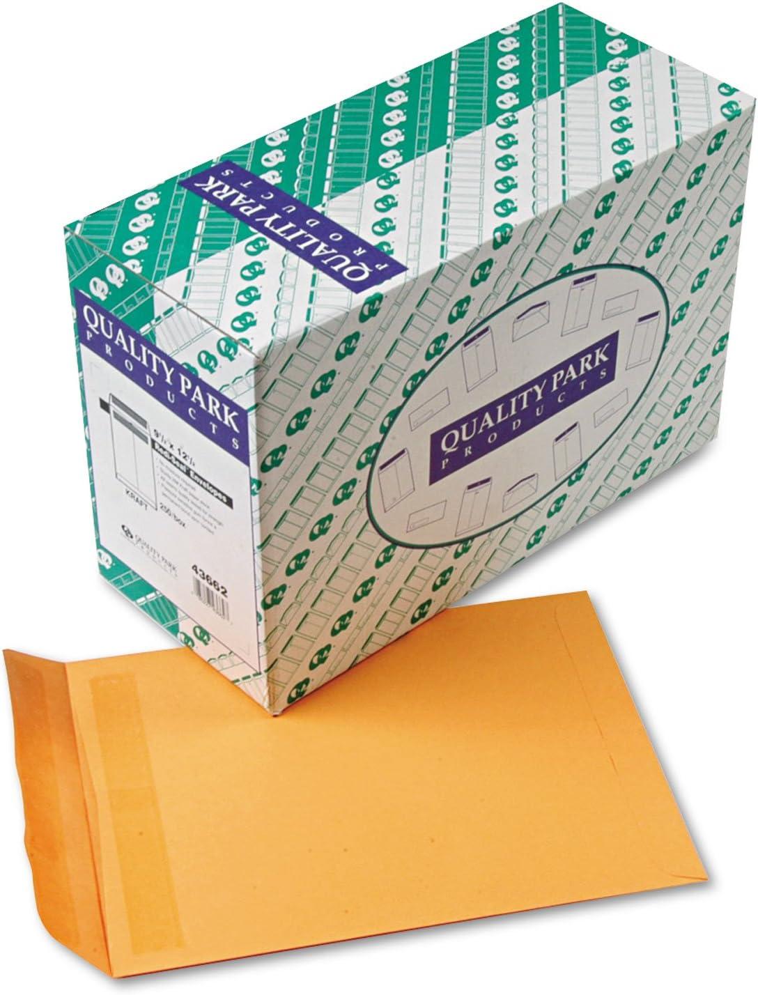 Quality supreme Park Ranking TOP20 43662 Redi-Seal Envelope 2-Inch 9-1 x Plain 28Lb