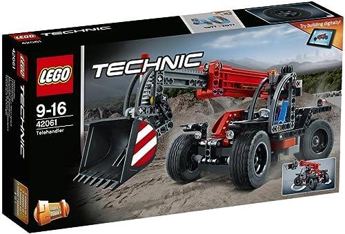 LEGO - 42061 - Technic -  Jeu de construction - Le Manipulateur Télescopique